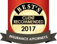 Best Insurance Attorneys 2017