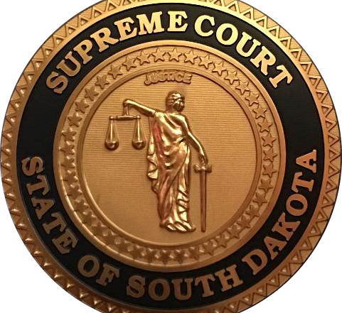 SD Supreme Court Logo